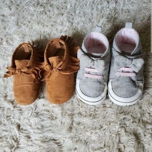 🌹Old navy and stride rite soft Sole shoes